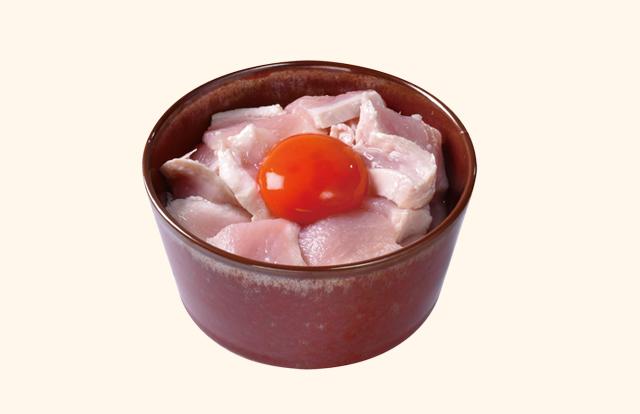 兵庫但馬鶏丼(数量限定)